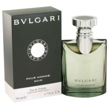 Price comparison product image BVLGARI POUR HOMME SOIR by Bvlgari EDT SPRAY 1.7 OZ MEN