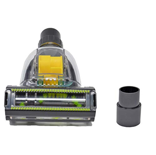 ZVac 1 Miele 35MM Air Driven Pet Upholstery Turbo Brush Tool