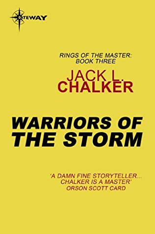 book cover of Warriors of the Storm