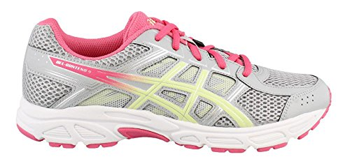 4 limelight Asics contend Talla Grey Gel pink 8EBxwFOB