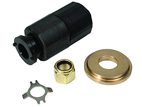 Quicksilver 835257Q9 Flo-Torq III Hub Kit for Mercury Marine 40-60 Hp Bigfoot and 75-115 Hp Outboards by QuickSilver