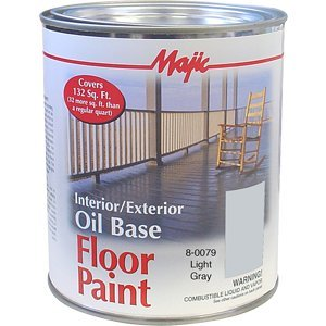 Yenkin Majestic Paint 8 0079 2 Light Gray Interior Exterior Oil Based Paint House Paint