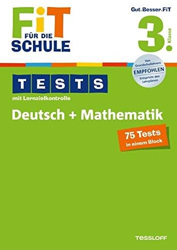 Deutsch + Mathematik 3. Klasse