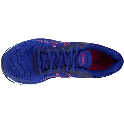 Asics 1012a033 Glo superion Blue Monaco Gel 9 Running Shoe 2 pink Women's R1wrqdR