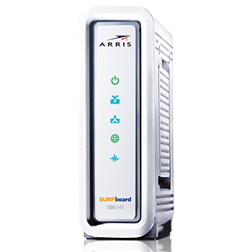 ARRIS SURFboard SB6141-RB 8x4 DOCSIS 3.0 Cable Modem