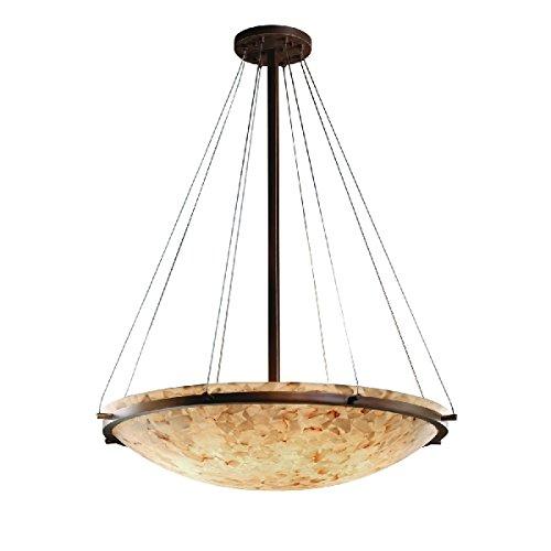 Justice Design Group Lighting ALR-9697-35-DBRZ-LED6-6000 Ring 51