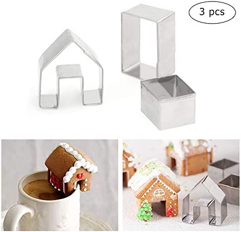 Christmas Stainless Chocolate Biscuit Decorating product image