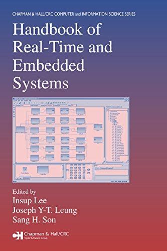 Download Handbook of Real-Time and Embedded Systems (Chapman & Hall/CRC Computer and Information Science Series) Pdf