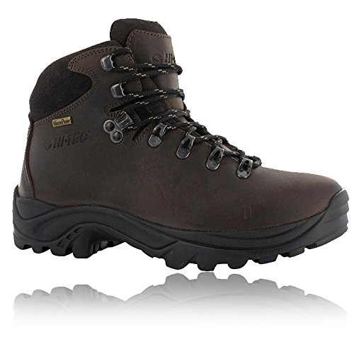 Hi-Tec Ravine Women's WP Walking Boots - AW17 - 8 - Brown by Hi-Tec
