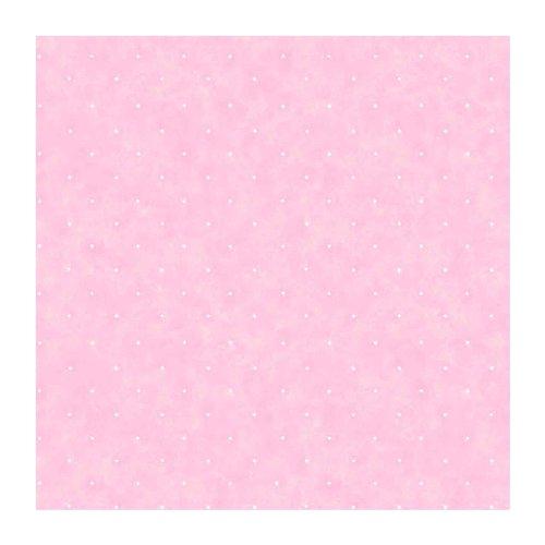 YORK BT2924 Ditsy Polka Dot Wallpaper, Cotton Candy Pink/...