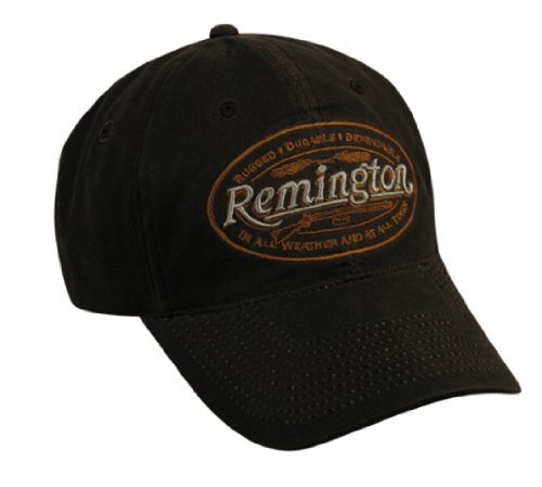 Mossy Oak Remington Wax Canvas Cap ()