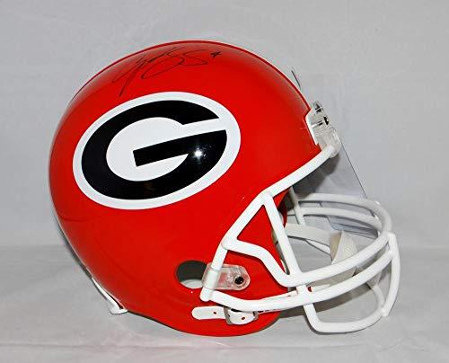 georgia bulldogs authentic helmet - 7