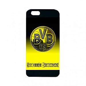 Borussia Dortmund caja del teléfono Cover IPhone 6/IPhone 6S(4.7inch),BVB09 FC IPhone 6/IPhone 6S(4.7inch) Funda,Bundesliga Borussia Dortmund BVB09 cubierta de la caja For IPhone 6/IPhone 6S(4.7inch)