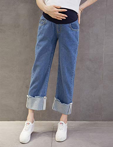 Donna Jeans Donna da Maternit Maternit Zhhlaixing Zhhlaixing da Jeans SqPw0wtx