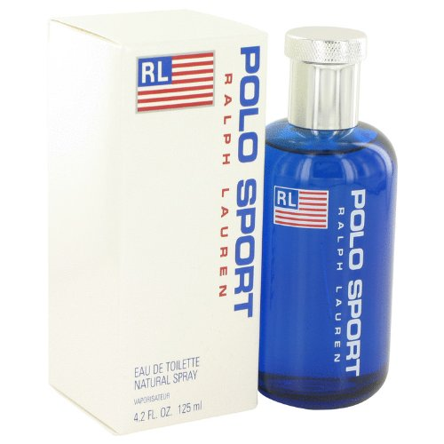 Ràlph Laurén Pôlo Spôrt Côlogne For Men 4.2 oz Eau De Toilette Spray + a FREE 2.6 oz Deodorant Stick - Polo Sport Deodorant Stick