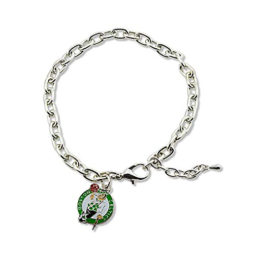 NBA Boston Celtics Logo Bracelet