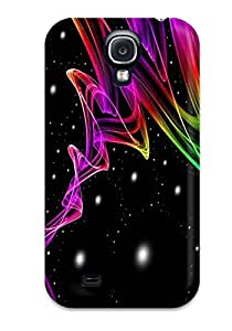 Hot Tpu Cover Case For Galaxy/ S4 Case Cover Skin - Funky