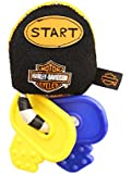 Harley Davidson Teether Keys with Sound