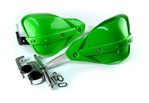 Motorcycle Motorcross Dirt Bike Handlebar handguards Hand Guards for Kawasaki KX65 85 125 KX250 KX250F KX450F 7/8