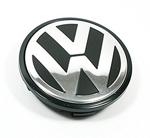 Rim Vw Golf Wheel (puzhanyou 65MM Caddy,EOS,Golf,Jetta,Passat CC,Phaeton,Scirocco,Sharan,Tiguan,Touran,Transporter for Volkswagen VW Hubcap Wheel Center Caps - Part Number 3B7-601-171 (1 Piece))
