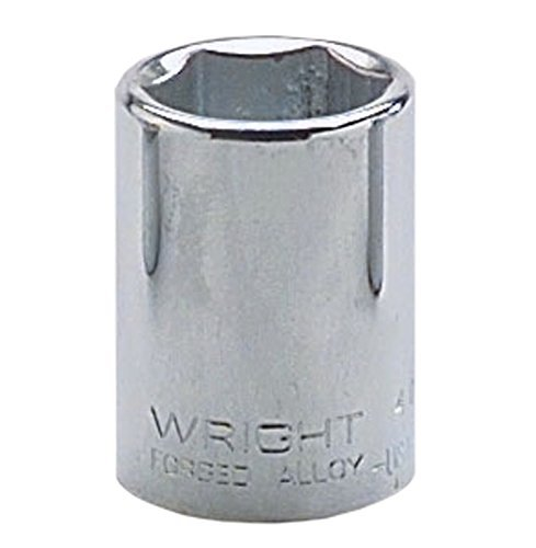 Wright Tool 4044 1-3/8 1/2 Drive 6-Point Standard Socket [並行輸入品] B078XL9BMD