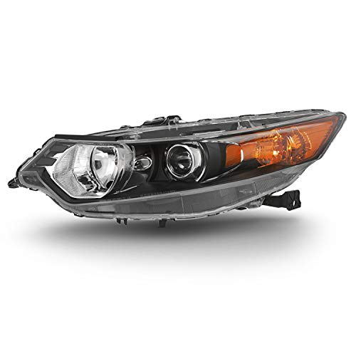 Acura Tsx Type - [HID Type] Headlight For Acura TSX 2009-2014 HID Xenon Driver Left Side 2010 2011 2012 2013 09 14 Replacement