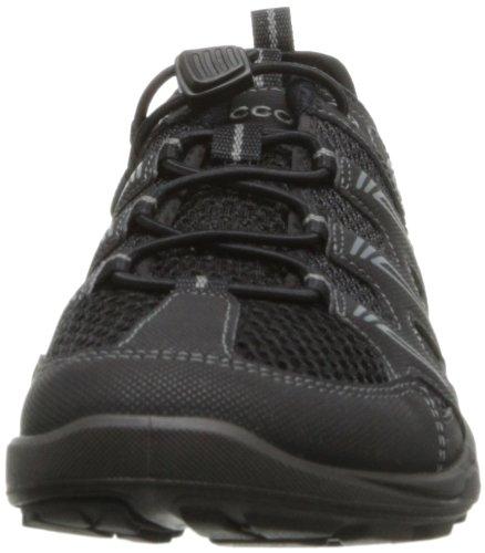 Ecco Terracruise Black/Black Syn/Tex/Deco 841033 - Sandalias para mujer Negro (BLACK/BLACK51707)