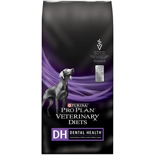 Purina Pro Plan Veterinary Diets 1 Count Dental Health Adult Dog Food, 18 lb