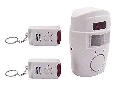 proxe 560212 Mini Central de Alarma con Detector de ...
