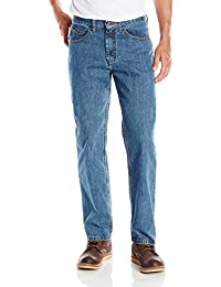 Men's Relaxed Fit Straight Leg Jean,