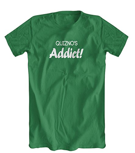 quiznos-addict-t-shirt-mens-kelly-green-xx-large