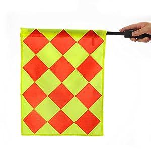 Xerhnan Pro Line Premium Soccer Referee Flags