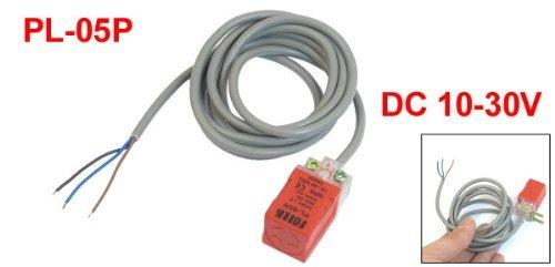 eDealMax DC 10-30V interruptor del Sensor de detección de proximidad inductivos 3-Wire NPN No: Amazon.com: Industrial & Scientific