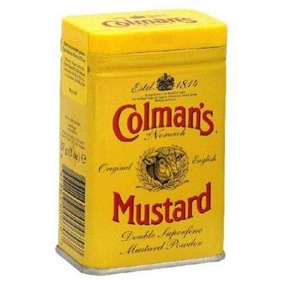 Colmans Mustard Dry 36x 2OZ