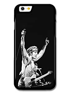 AMAF ? Accessories Bruce Springsteen Microphone Black and White case for iPhone 6