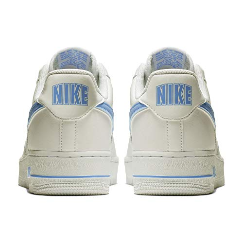 Sneakers Celeste 3 Air 43 100 1 Force Nike Bianco Ao2423 Bianco '07 6daO0ax