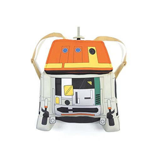 [Comic Images Buddies Star Wars Rebels Chopper Backpack] (Star Wars Chopper)