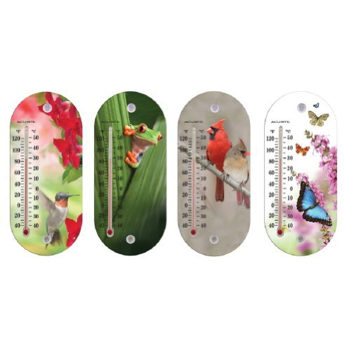 Outdoor Thermometer Decorative - 8