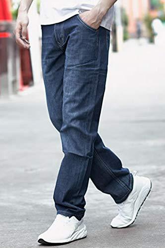 Uomini Jeans Etero Blu 2color Pantaloni Occasionale Vepodrau In vPd1Zgqvw