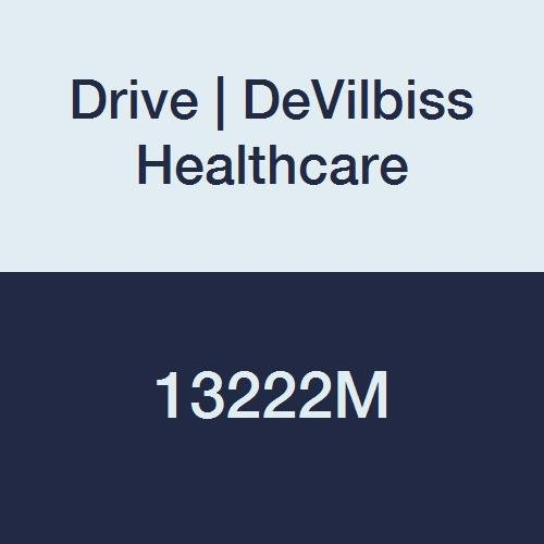 Drive DeVilbiss Healthcare 13222M Full Body Patient Lift Sling, Medium, Length 53'', Width 42'', Polyester