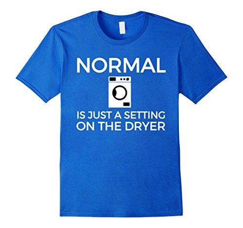 Unique Royal Blue T-Shirt - 4
