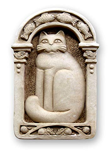 Cat Wall Plaque ()