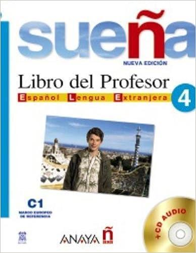 Suena: Libro Del Profesor + CD 4 - Nueva Edicion