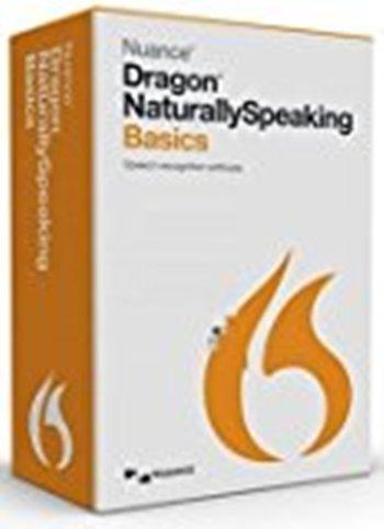 Dragon NaturallySpeaking Basics 13.0   PC Disc