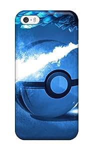 Iphone 5/5s Case Bumper Tpu Skin Cover For Pokemon Accessories