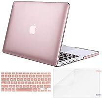 MOSISO Rose Gold MacBook Retina 13 A1502/A1425 Case