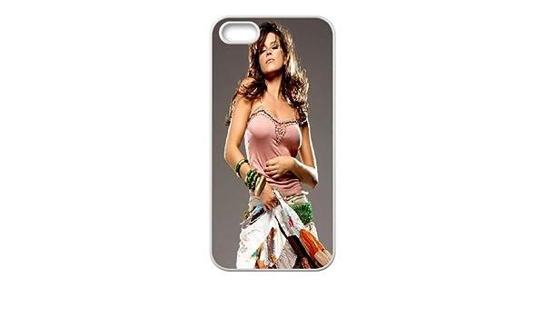 iPhone 4 4s Cell Phone Case White Alicia Machado Zepjp ...