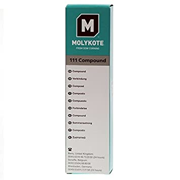 Molykote 111 Compound Fett Fett Stempel für Ventile 100 g