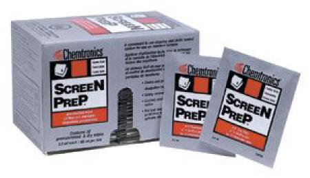 Screen Prep Presaturated Wipes With Headphones