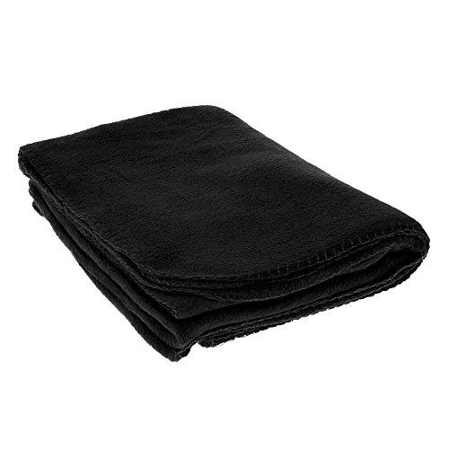 Bulk Savings Trailworthy 45 X 60 Fleece Blanket - Case of (Fleece Throw Bulk)